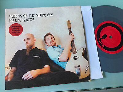 """7"""" NM      Queens Of The Stone Age – No One Knows Label: Interscope Records """