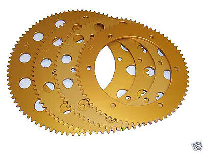HIGH QUALITY ALLOY KART SPROCKET 68 TOOTH 219 PITCH ROTAX HONDA TKM NEW