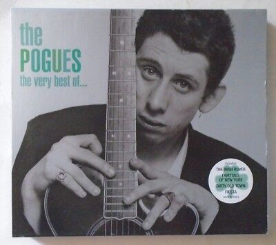 THE POGUES ~ The Very Best Of ~ CD ALBUM