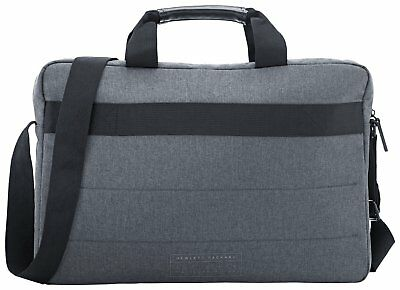 """NEW HP Essentials Shoulder Bag for Notebooks/Laptops up to 15.6"""" - Grey"""