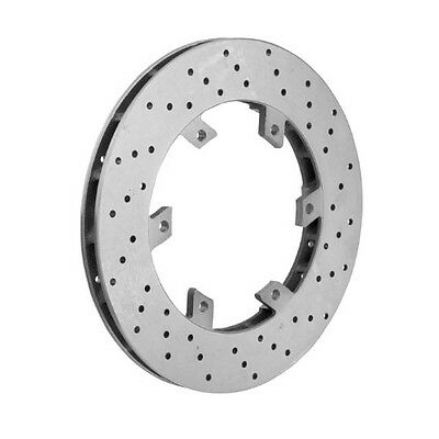 Tony Kart Brake Disc 206 x 16mm 401R EVRR EVK OTK Alonso Brand New Kart Parts UK