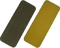 Two Kart Seat Padding Sticky Pair For Rear Of Seat Set Adhesive 9mm Kart Parts