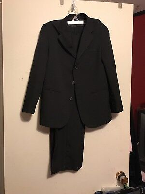 Boys 2 Piece Suit 12 Regular