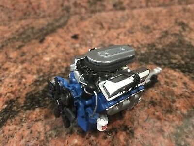 1/18 GMP 426 Ford Engine Engine and Transmission Item Number A18855