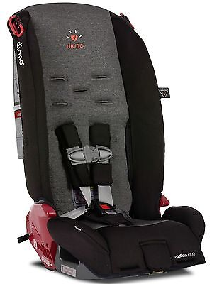 Diono Radian R100 Convertible + Booster Folding Child Safety Car Seat 2018 Essex