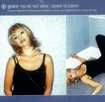 Grace-You`Re Not Mine -Cds-  CD NEU
