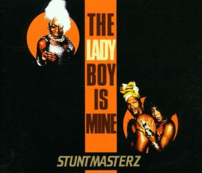 Stunt Masterz-Lady Boy Is Mine -Cds-  CD NEU