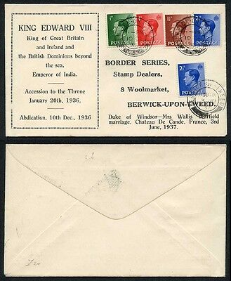 KEVIII Abdication and Marriage Cover