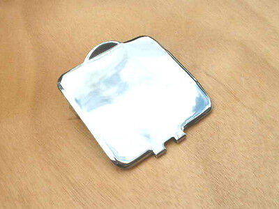"Lambretta Series 3 Petrol Flap ""stainless Steel"" - Brand New"