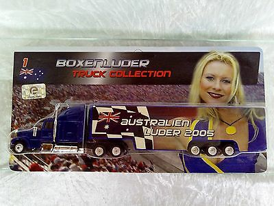 Boxenluder Collection sexy LKW Advertising Truck Collection Modell Sammlung