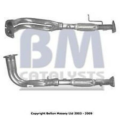 BM70630 HONDA PRELUDE 2.2i 16v 10/96-10/00 EXHAUST TWIN FRONT PIPE