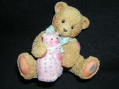 CHERISHED TEDDIES TIMOTHY NEW and Never Displayed!!