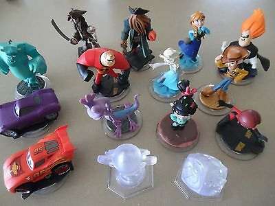 Disney Infinity Characters (Combined Postage to 3 selected Figures)