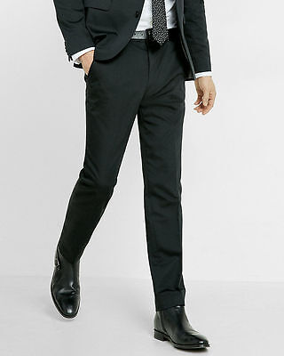 NTW Express Skinny Fit Innovator Stretched Cotton Pants 30x31 31x30 36x32 $68.98
