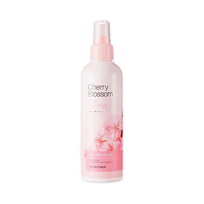 [THE FACE SHOP] Cherry Blossom Clear Hair Mist - 200ml