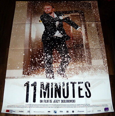 11 MiNUTES Jerzy Skolimowski Richard Dormer Poland Ireland LARGE French POSTER