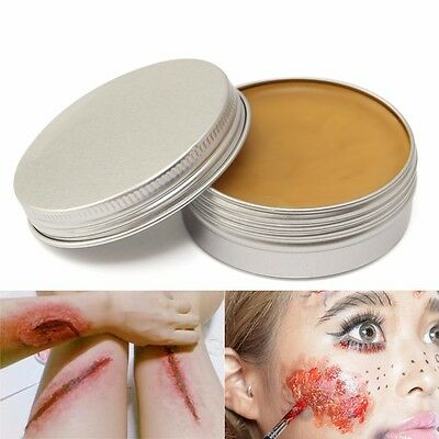 Halloween Party Modeling Wax Wound Scar Blocker Wax Special Effects Makeup Tool