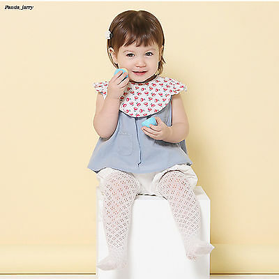 Fashion Cotton Plain Toddler Tights Kids Baby Pants Girls Fall Pantyhose Gift