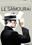 Le Samourai (DVD, 2005, Criterion Collection) FREE SHIPPING