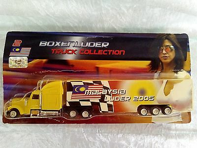 Boxenluder Truck 2 LKW Advertising Truck Collection Werbetruck Commercial