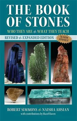 Book Of Stones Revised Edition The by Naisha Ahsian - Paperback - NEW - Book
