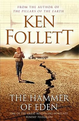 The Hammer of Eden by Ken Follett - Paperback - NEW - Book