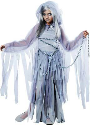 Haunted Beauty Smoky Veil Spirit Presence Ghosts & Monsters Costume Child Girls