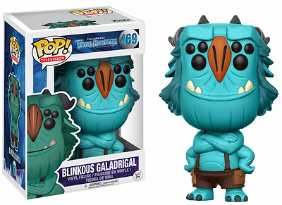 Funko Pop Television Trollhunters 469 Blinkous Galadrigal SUBITO DISPONIBILE