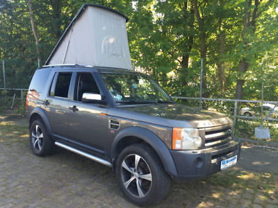 Land Rover Discovery TD V6 Aut. HSE  Camper