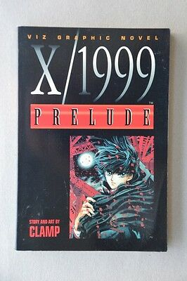 X/1999 Prelude Graphic Novel