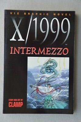 X/1999  Intermezzo Vol 4 Graphic Novel