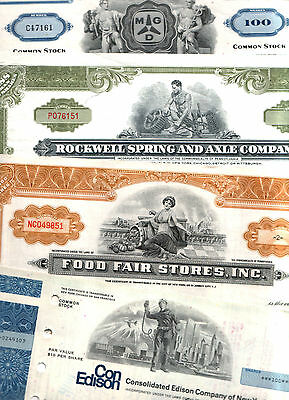 10,000 US STOCKS @ 9.9c! 500 EA x 20 DIFF Many Colors! FINAL LIQUIDATION 1940-80