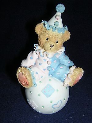 CHERISHED TEDDIES  WALLY Clown NEW and Never Displayed!!