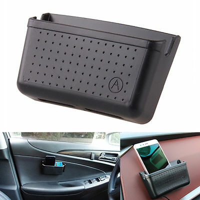 Multi-function Car Organizer Pocket Storage Bag Container Storage Phone Holder