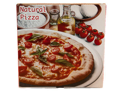 150 Pizzakarton Pizza Karton Pizzabox Naturale 36 cm Pizzakartons (913637)