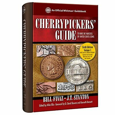 Cherrypickers' Guide to Rare Die Varieties of United States Coins, Sixth