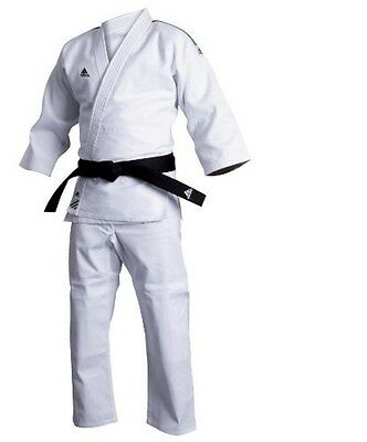 Adidas Judoanzug Training J500 Brilliant White 170 cm, j500