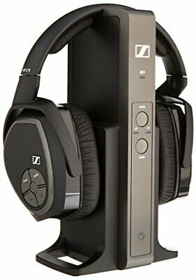 Sennheiser RS 175 Digital Wireless Headphone System - Black