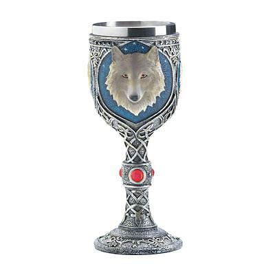 Timber Wolf Goblet   10017864  SMC