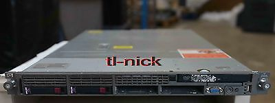 HP DL360 G5 Intel Dual Core 3.0Ghz CPU 8GB RAM 2x 72GB SAS HD 1 U Rack Server