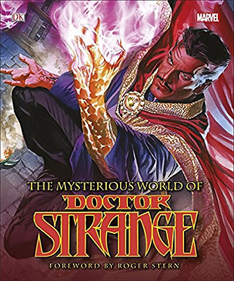 Mysterious World of Doctor Strang  BOOK NEW