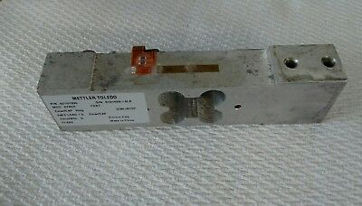 Mettler Toledo SCALE P/N 42101395 Load Cell 30KG FOR DIVA M203  MODEL  0785D