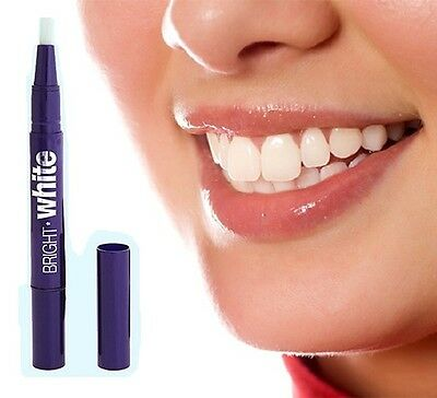 Crayon Blanchiment Dents Blanches Stylo Pinceau Gel Blanchisseur Pinceau Sourire