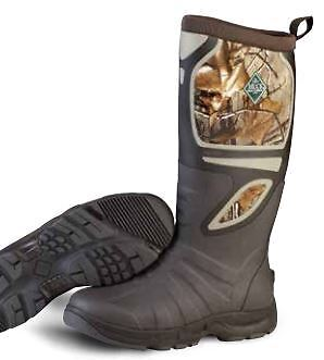 Muck Pursuit Shadow Pull On Men's Boots Realtree Xtra 12 PSU-RTX