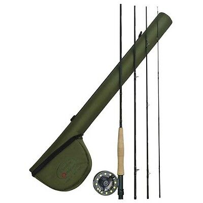 AdamsBuilt MMH Fly Combo w/9' 5Wt. Rod and HO2 Reel MMH-HO2