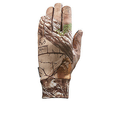 Soundtouch Dynamax Glove Liner Camo Realtree Xtra LG/XL 8071.0.9704