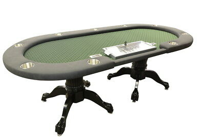 MRC Poker Table THE ULTIMATE Solid Wood Legs