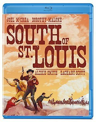 South Of St Louis New Bluray