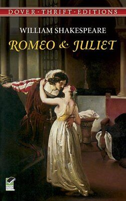 Romeo and Juliet by William Shakespeare 9780486275574 (Paperback, 1993)