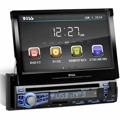 BOSS Audio New DVD Player